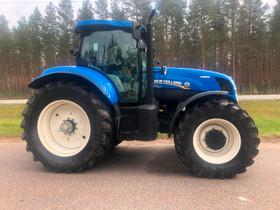 New Holland T 7.220 AC. 50 km / h aj. 2000 h, Maatalouskoneet, Työkoneet ja kalusto, Kokkola, Tori.fi
