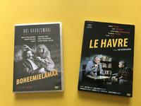 Le Havre & Boheemielämää -dvd:t