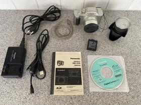 Digikamera Panasonic DMC-FZ2E, Kamerat, Kamerat ja valokuvaus, Seinäjoki, Tori.fi