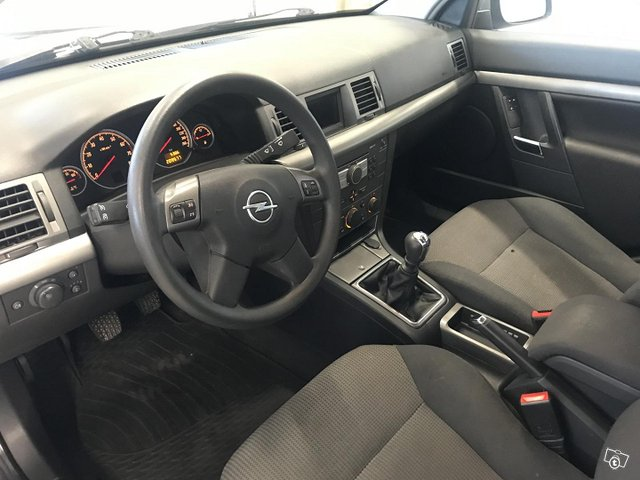Opel Vectra 6
