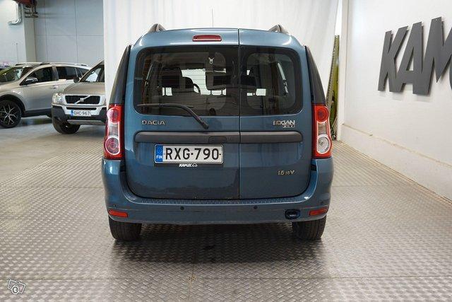 Dacia Logan MCV 8