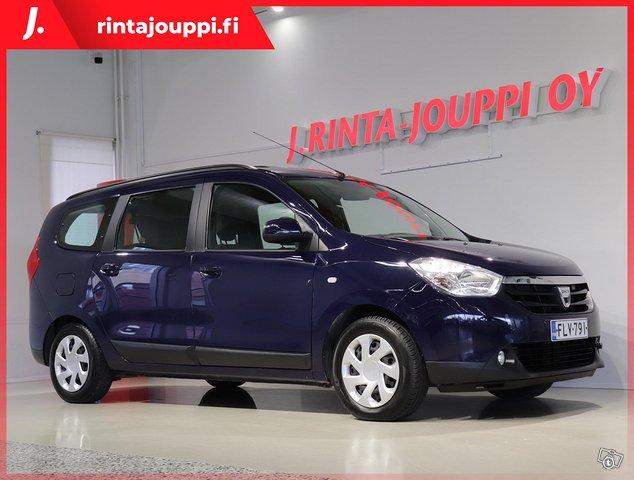 Dacia Lodgy, kuva 1