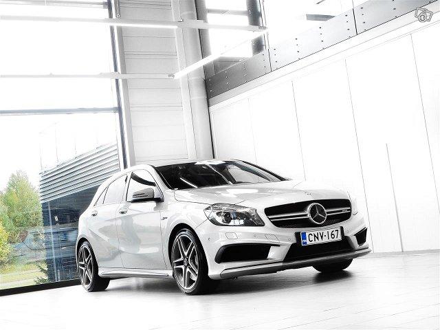 Mercedes-Benz A 45 AMG, kuva 1