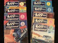 V8 Magazine 13kpl