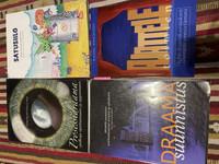 Draamakasvatus kirjoja
