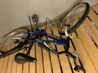 16 polkupyörä