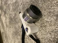 Sony A5000 järjestelmäkamera