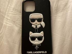 Karl Lagerfeld suojakuori iPhone 11 Pro/X/XS, Puhelintarvikkeet, Puhelimet ja tarvikkeet, Joensuu, Tori.fi