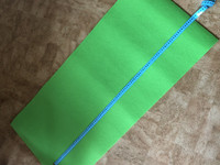 Huopakangas vihreä 5mm