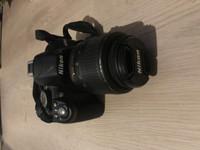 Nikon D3100 -kamera