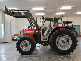 Massey Ferguson 390 4x4 Kuormaajalla, Maatalouskoneet, Työkoneet ja kalusto, Rovaniemi, Tori.fi