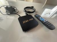 Z69 Pro Android TV älyboxi