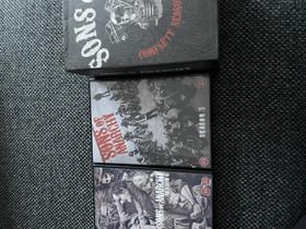 Sons of anarchy kaudet 1-6, Elokuvat, Janakkala, Tori.fi