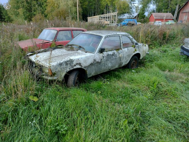 Opel Ascona, kuva 1