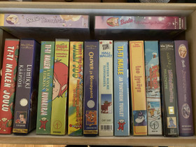 Vanhoja VHS kasetteja, Elokuvat, Lahti, Tori.fi