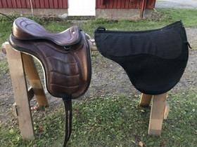 Rungoton Tamni-satula ja Barefoot-huopa, Satulat ja varusteet, Hevoset ja hevosurheilu, Oulainen, Tori.fi