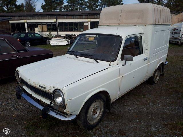 Talbot-simca Van, kuva 1