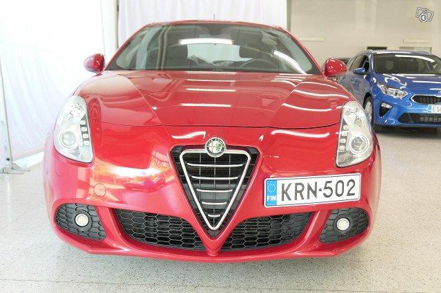 Alfa Romeo Giulietta 2