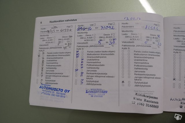 Opel Zafira Tourer 16