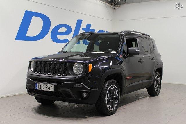 Jeep Renegade, kuva 1