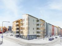 2h+kk+s, Huvilinnantie 6 A, Leppävaara, Espoo