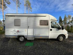 Dethleffs 4 hlö matkailuauto, Matkailuautot, Matkailuautot ja asuntovaunut, Nurmes, Tori.fi
