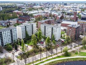 Oulu Myllytulli Kasarmintie 14 A 3H+K, Myytävät asunnot, Asunnot, Oulu, Tori.fi
