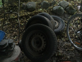 Chrysler 300m kitkarenkaita, Renkaat ja vanteet, Imatra, Tori.fi