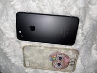 Musta iPhone 7 32GB