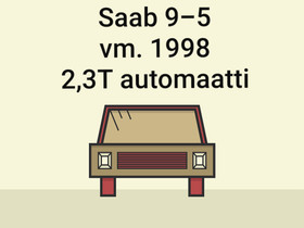 Saab 9-5, Autot, Lappeenranta, Tori.fi
