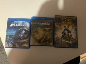 STAR WARS 1-6 ja clone wars elokuva, Elokuvat, Seinäjoki, Tori.fi