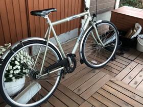 28 insera 7-vaihteinen pyörä, Muut pyörät, Polkupyörät ja pyöräily, Kangasala, Tori.fi