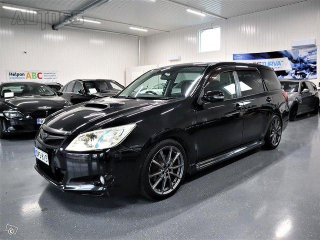 Subaru Exiga 1