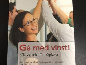 Gå med vinst! -ruotsinkirja, Oppikirjat, Kirjat ja lehdet, Nokia, Tori.fi