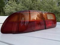 Honda Civic 92-95 Coupe Ej takavalot