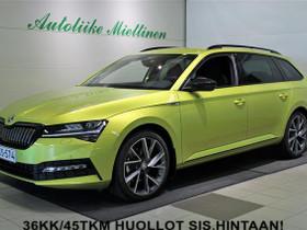 SKODA Superb, Autot, Kuopio, Tori.fi