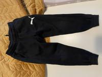 Puma mustat college housut
