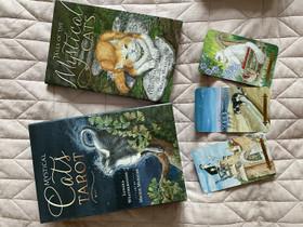 Mystical Cats Tarot, Muut kirjat ja lehdet, Kirjat ja lehdet, Tampere, Tori.fi