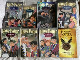 Harry potter kirja sarja, Muut kirjat ja lehdet, Kirjat ja lehdet, Outokumpu, Tori.fi
