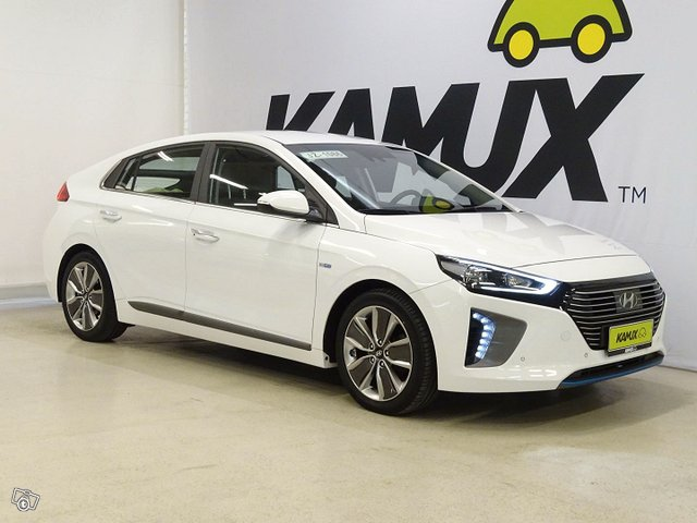 Hyundai Ioniq Hybrid 1