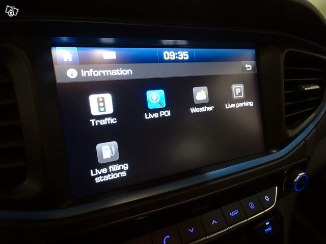 Hyundai Ioniq Hybrid 17