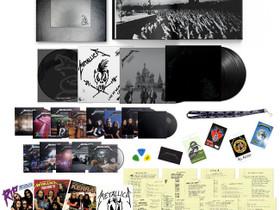 2021 Metallica Musta Albumi Boxi Täysin Avaamaton, Musiikki CD, DVD ja äänitteet, Musiikki ja soittimet, Tampere, Tori.fi