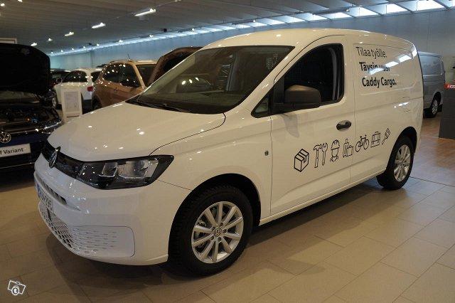 Volkswagen Caddy, kuva 1