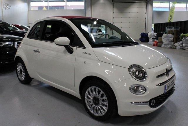 Fiat 500C 4