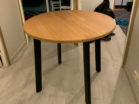 Ruokapöytä, Pöydät ja tuolit, Sisustus ja huonekalut, Lahti, Tori.fi