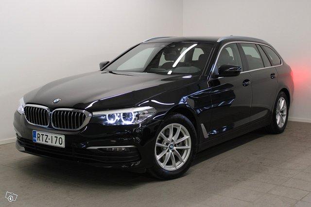 BMW 518d, kuva 1