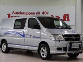 Toyota Hiace, Autot, Isokyrö, Tori.fi