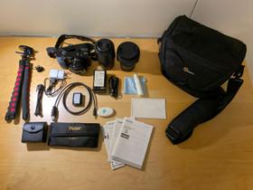 Sony A6000 setti, Kamerat, Kamerat ja valokuvaus, Tornio, Tori.fi