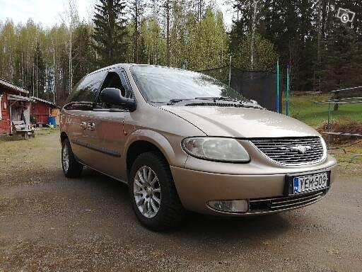 Chrysler Voyager-sarja 3