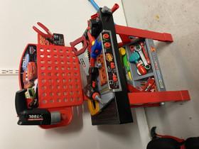 Lasten työkalupöytä + työkalut, Lelut ja pelit, Lastentarvikkeet ja lelut, Joensuu, Tori.fi